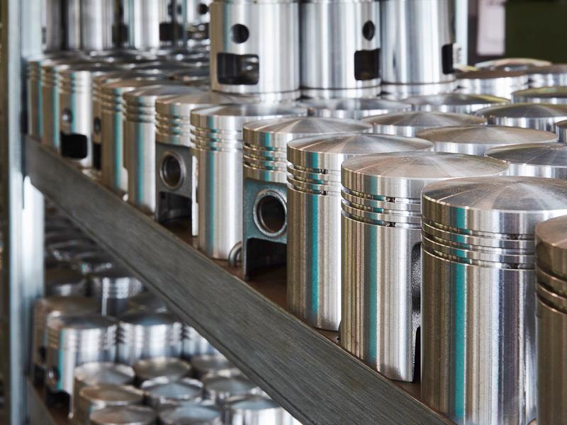 výroba a prodej náhradních dílů